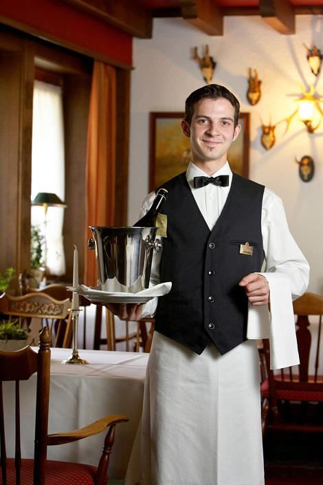 Mitarbeiter-Portrait Restaurantfachmann