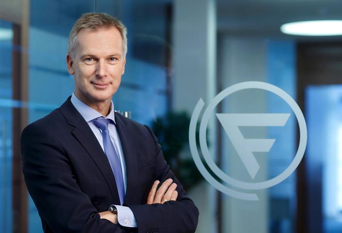 Business-Portrait Geschäftsführer