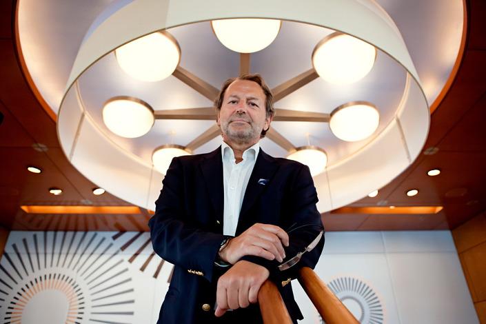 Business-Portrait TUI Cruises