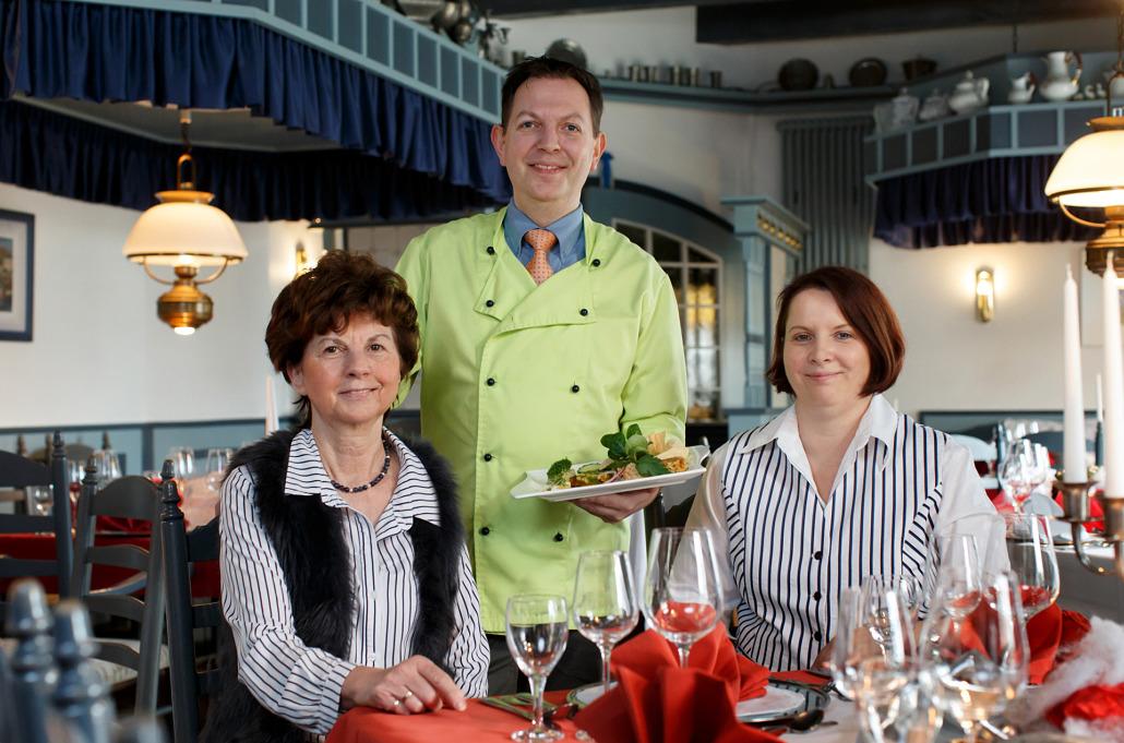 Business-Portrait Restaurant Gastronomie