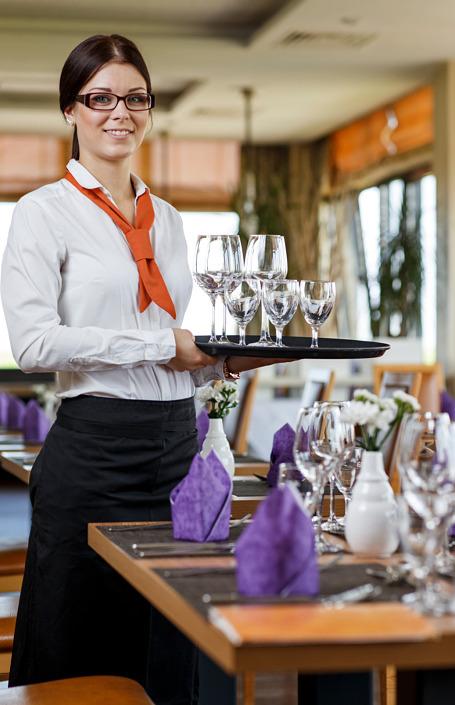Mitarbeiter-Portrait Hotelfachfrau