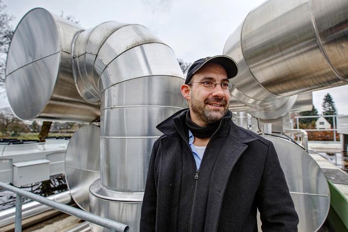 Business-Portrait Reportage Norderstedt