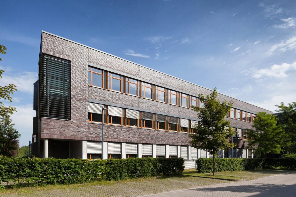 Architekturfotografie: Technologie- und Gruenderzentrum Oldenburg (TGO) / © Andreas Burmann Fotografie