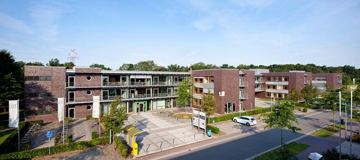 Architekturfotografie Panoramafotografie Technologie- und Gruenderzentrum Oldenburg (TGO) / © Andreas Burmann Fotografie